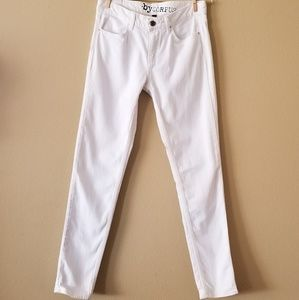 UO By Corpus Skinny Fit White Jeans Sz 27